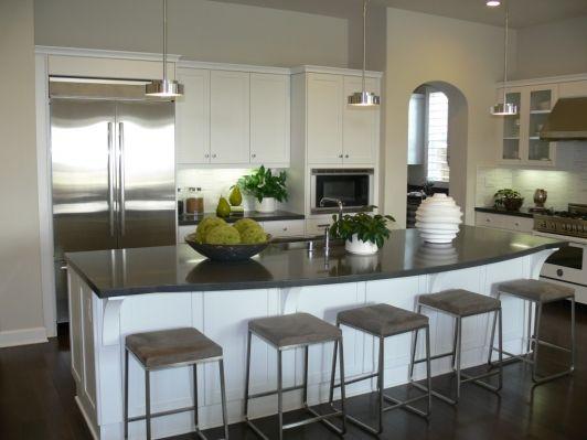 Modern Sleek Kitchen, Discover Home Design Ideas, Furniture, Browse Photos  And Plan Projects At HG Design Ideas   Connecting Homeowners With The  Latest ...