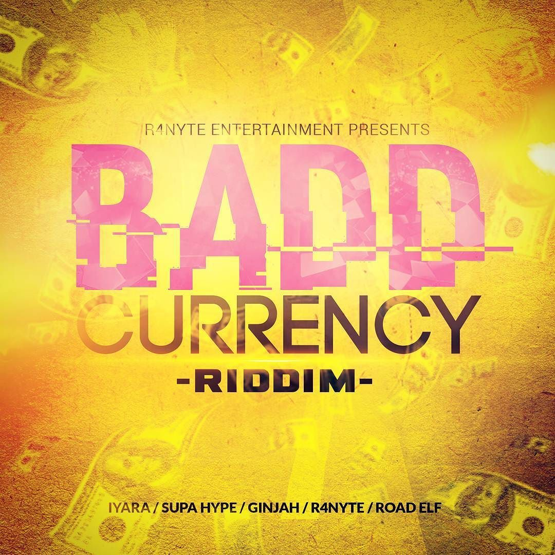 Badd Currency Mixtape Cover Design More Available On Our