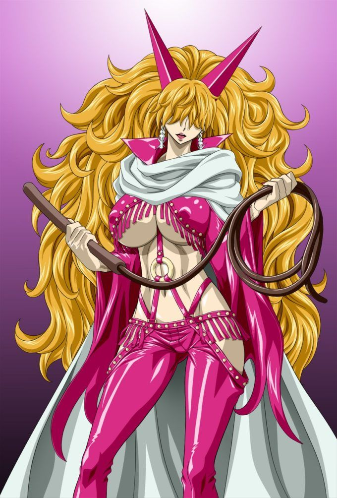 One Piece - Nel-Zel Formula - Sadi-chan #anime #animegirl
