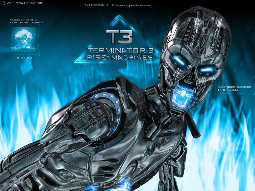 Terminator    Rise of the Machines Wallpapers
