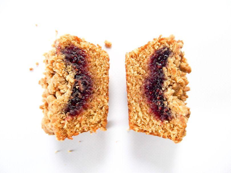 Abj crumble muffins waffle mix muffins kodiak cakes