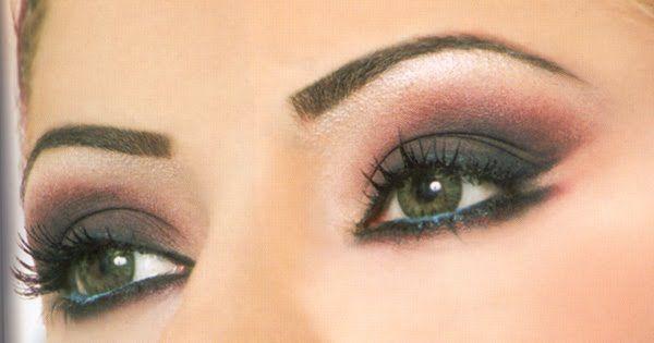 Moda perfecta y más: Maquillaje árabe para ojos