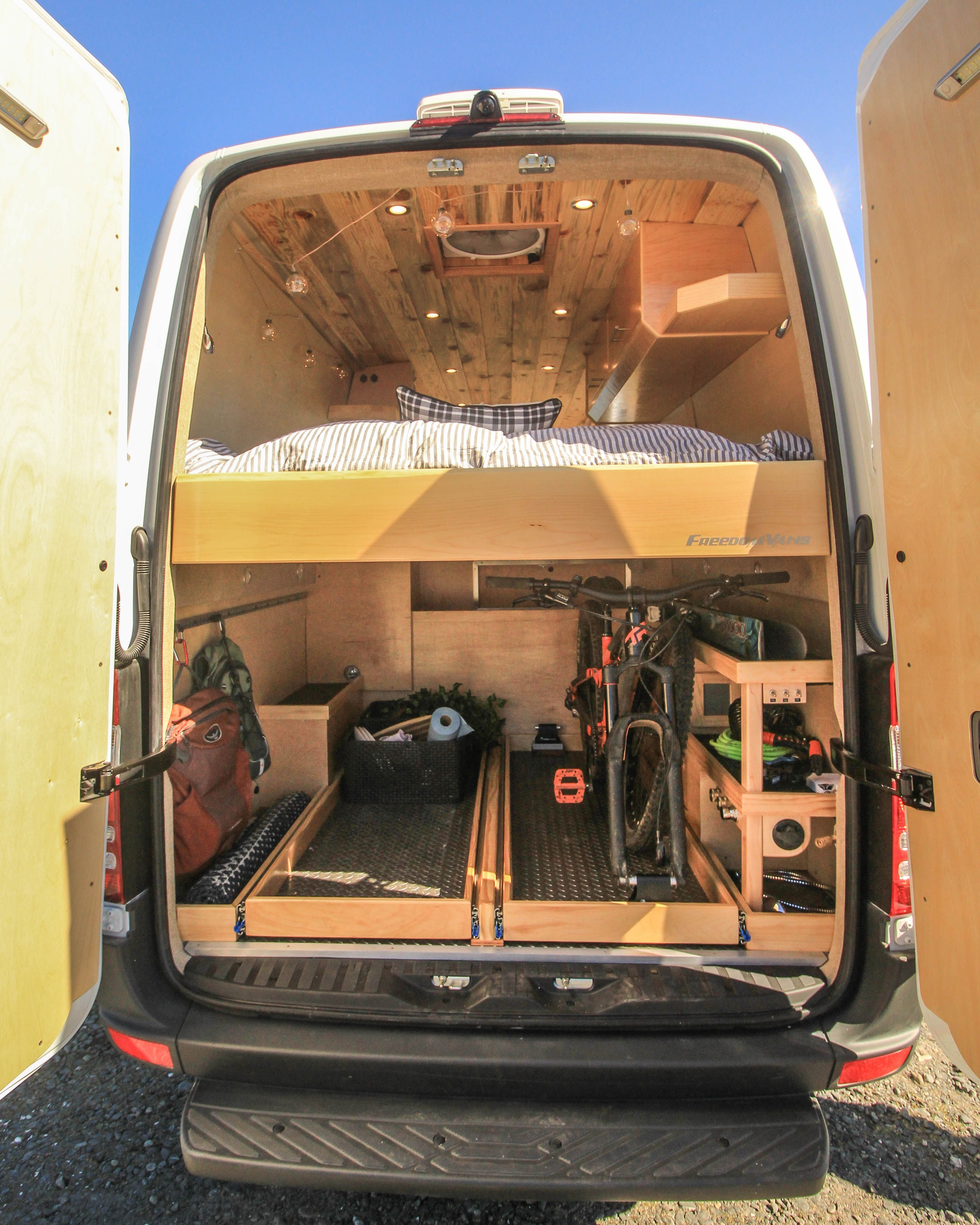 Photo of Apollo Sprinter 170 Van Conversion #garageideasstorage