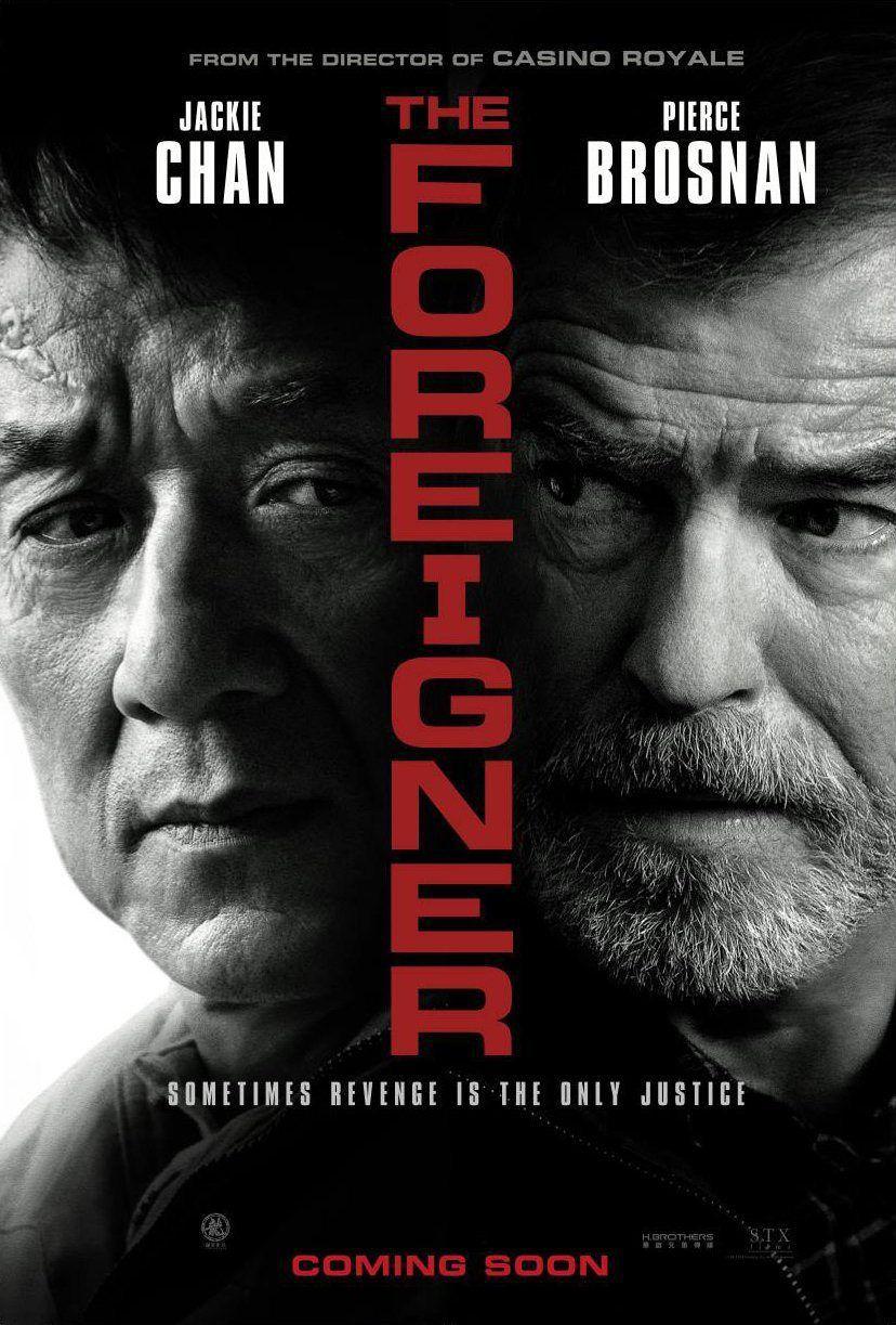 New Movie Posters For Foreigner Com Imagens Assistir Filmes