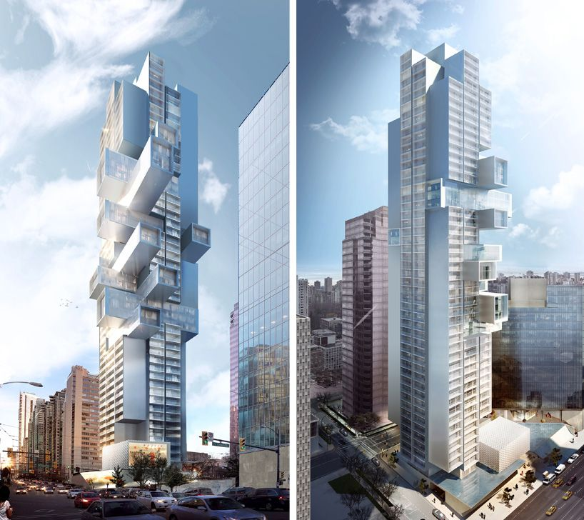 Ole Scheeren Plans 1500 West Georgia Tower For Vancouver
