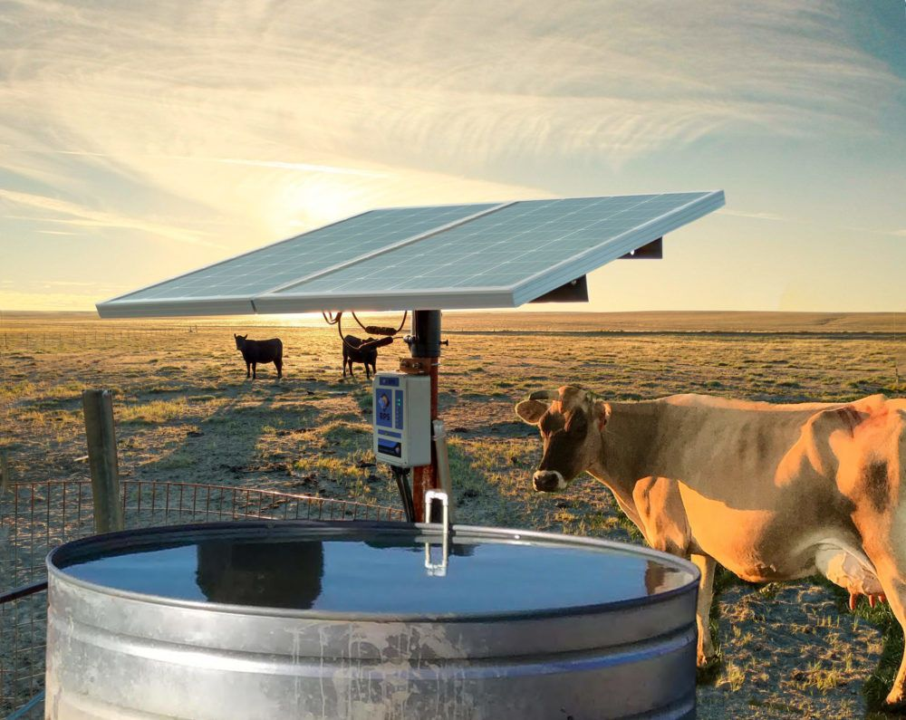 Rps Solar Well Pumps Rural Power Systems The 1 Solar Powered Well Pump Systems In America Solar Water Pump Solar Powered Water Pump Solar