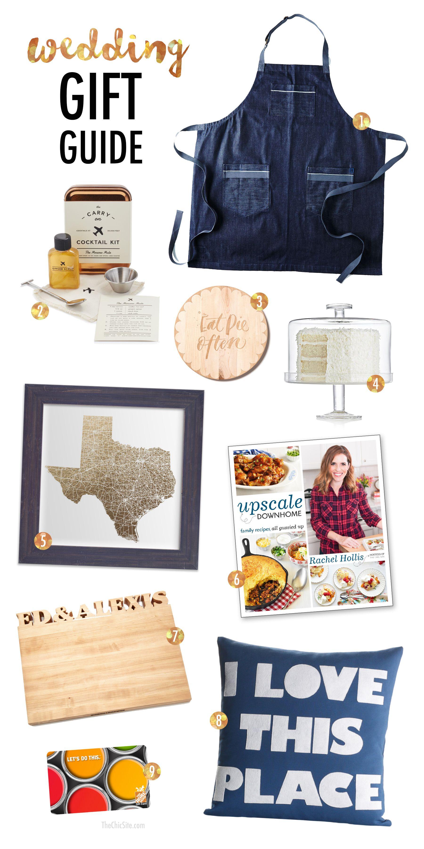 Wedding Gift Guide | Gift, Weddings and Craft
