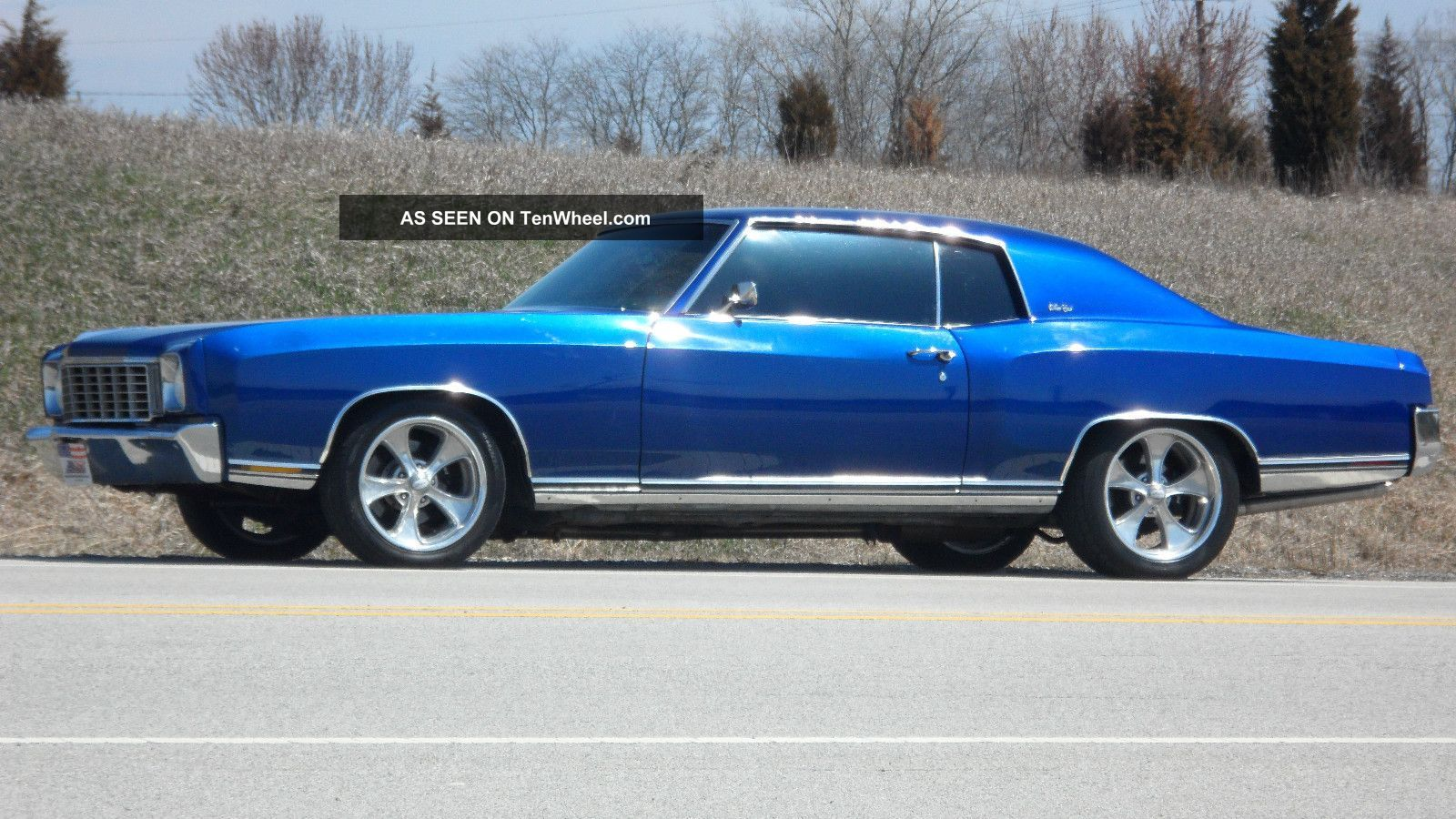 1970 CHEVROLET MONTE CARLO//SS OWNER/'S MANUAL