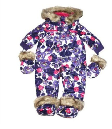 Clothing Impulse | Snow suit, Juicy couture, Girl outfits