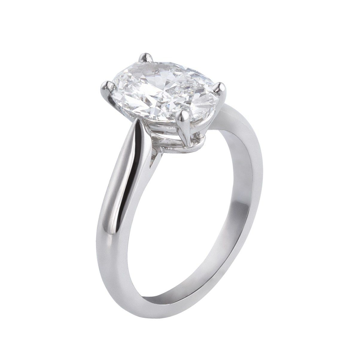 b894739e5a24f 31 Stunning Oval Engagement Rings | fashion | Engagement rings ...
