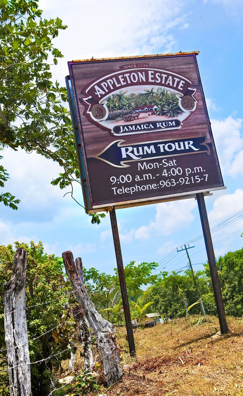 Appleton Estate Rum Tour in Jamaica - Call your Certified Sandals Specialists at Travel Connections at 815.780.8581 or visit us online at www.PeruTravelConnections.com!