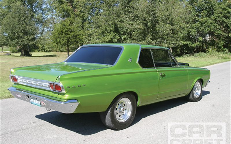 1966 Dodge Dart GT | Fun Street Mopars and Daily Drivers
