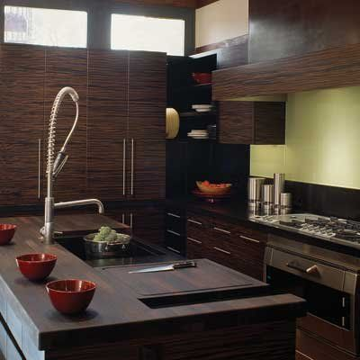 10 Big Ideas For Small Kitchens With Images Stylish Small