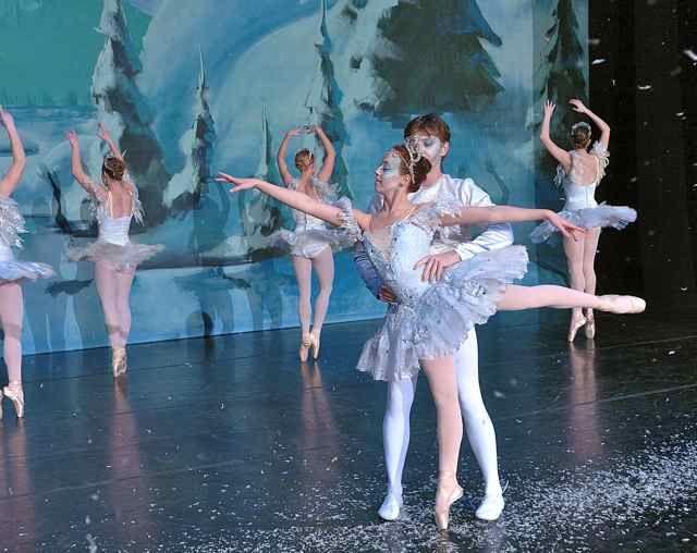 Cache Valley Civic Ballet Ballet Snow Queen Ballet School