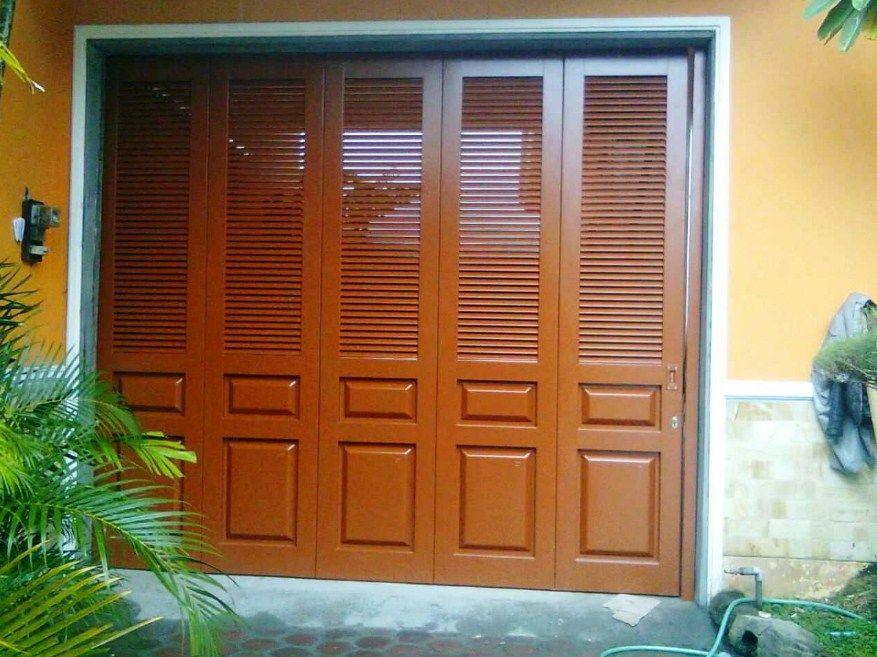 30 Decorative Garage Door Ideas Garage Door Diy Makeover Modern Pintu Garasi The Doors Pintu