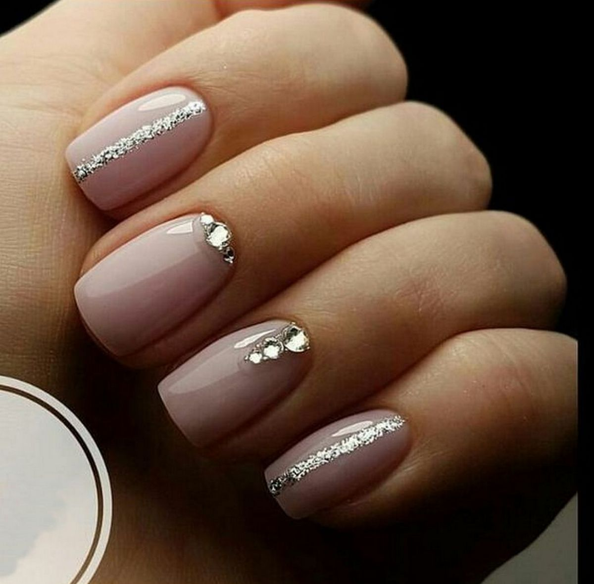 50 Gorgeous Nail Art Designs That Will Shimmer And Shine ...