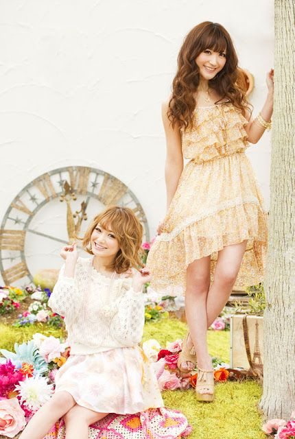 Liz Lisa and Tralala Summer 2012