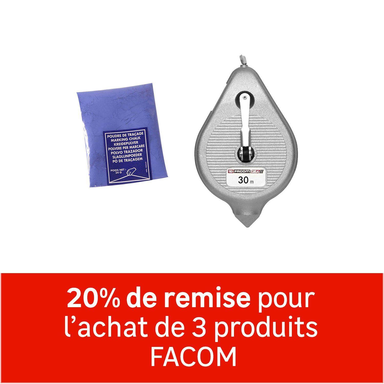 Cordeau Et Poudre 30 M Facom Facom Poudre Et Produits