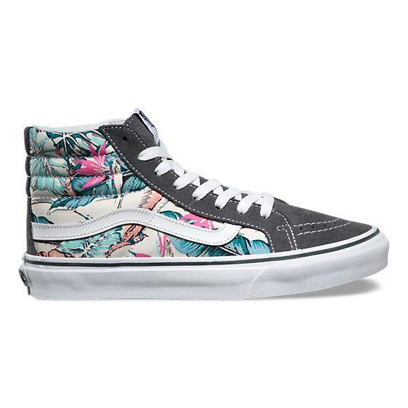 Tropical SK8-Hi Slim | Shop Shoes At