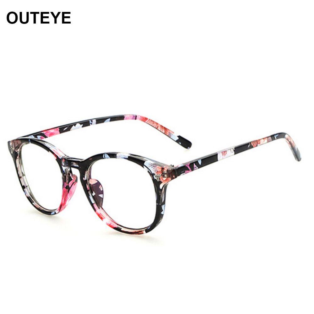 9e30effbd4 Click to Buy    OUTEYE Retro Eyes Glasses Frame Men Women Ultra Light