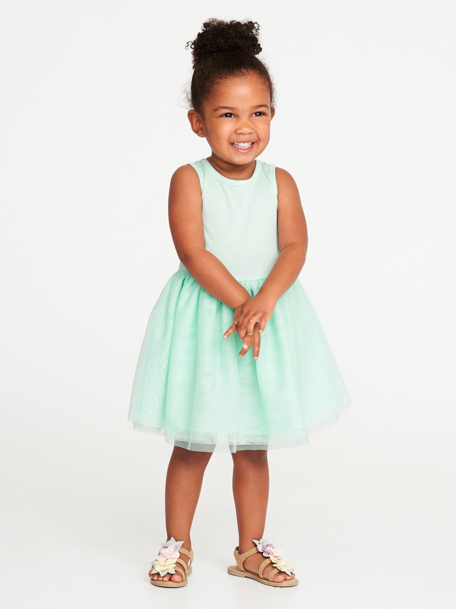 8787ddf005 Tutu Tank Dress for Toddler Girls