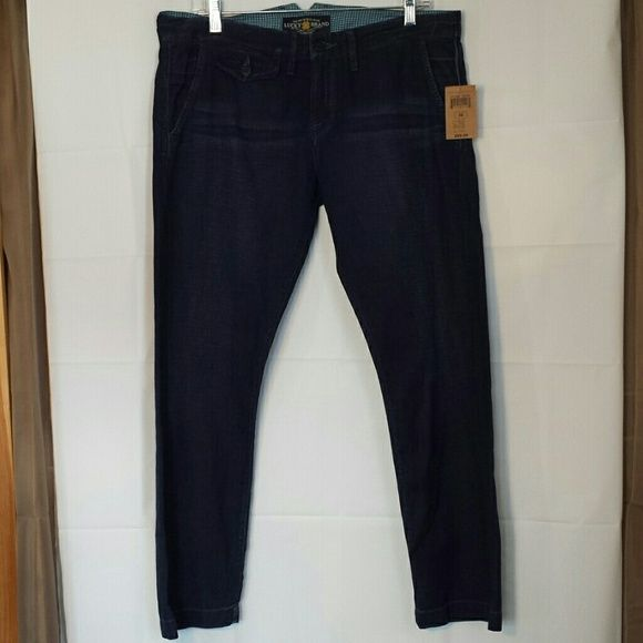 ??LIGHTWEIGHT ?? COTTON ANKLE PANTS ?? NWT - IF YOU HAVE ANY ADDITIONAL QUESTIONS, PLEASE ASK BEFORE YOU PURCHASE! THANK YOU ? Lucky Brand Pants Ankle & Cropped