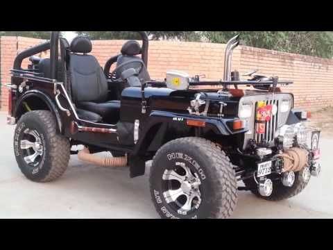 Indian Offroads 4x4 Custom Modified Jeeps Mahindra Classic Thar Willys Wrangler Pics Compilation Youtube Mahindra Classic Jeep Jeep Lover