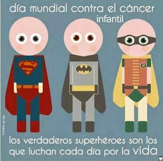 15 De Febrero Día Mundial Contra El Cáncer Infantil Dia