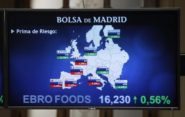 05/05/2014 El bono sigue en mínimos históricos y la prima de riesgo sube a 153 puntos El interés del bono español a diez años, que marcó su nivel mínimo histórico el viernes pasado, se ha mantenido hoy por debajo del 3 % lo que ha provocado que la prima de riesgo haya avanzado un punto básico, hasta 153. el rendimiento del bono español a diez años se ha elevado hoy hasta el 2,988 %, desde el 2,967 % que marcó en la apertura.