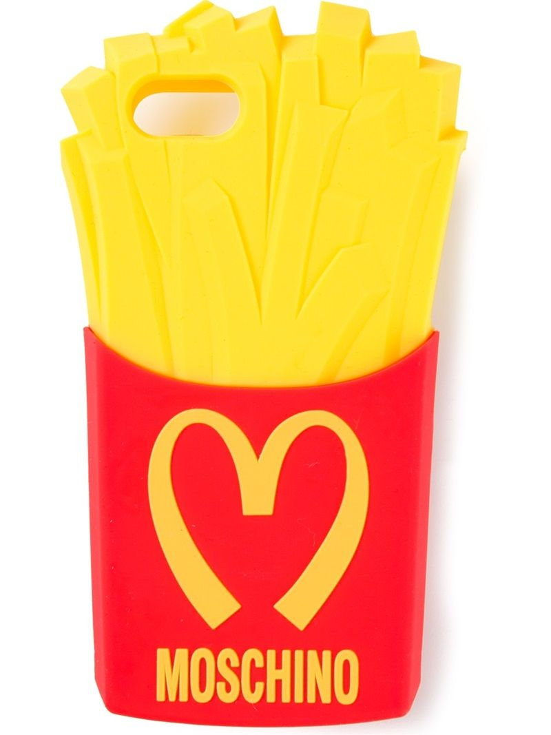 74553765e9 moschino x jeremy scott french fries mcdonalds phone case! so cool!!! best  phone case ever