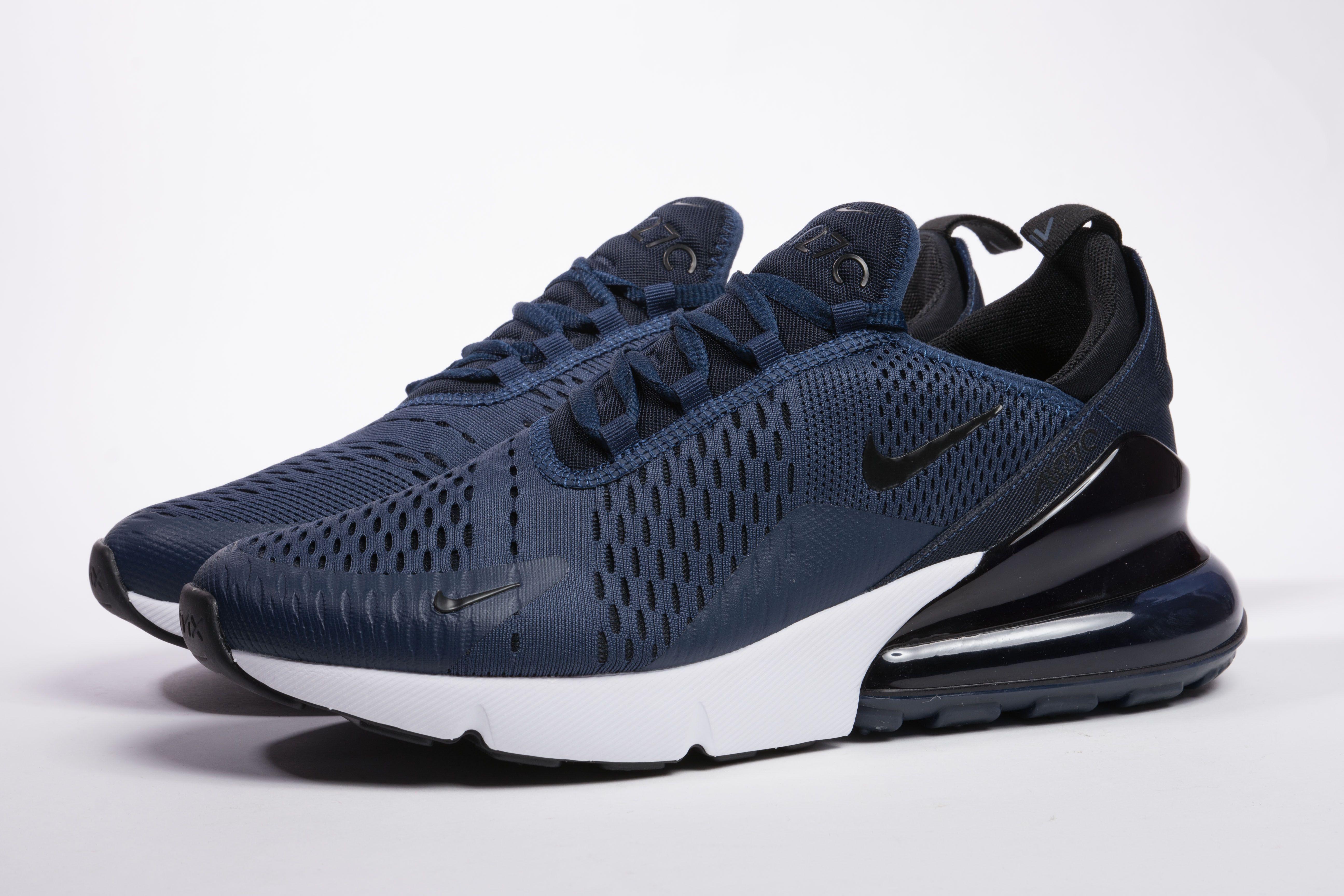 Nike Air Max 270 AH8050-400 blue black2  e7a352d5f