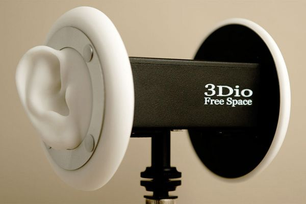3D sound | Microphone, Microphones, Free space