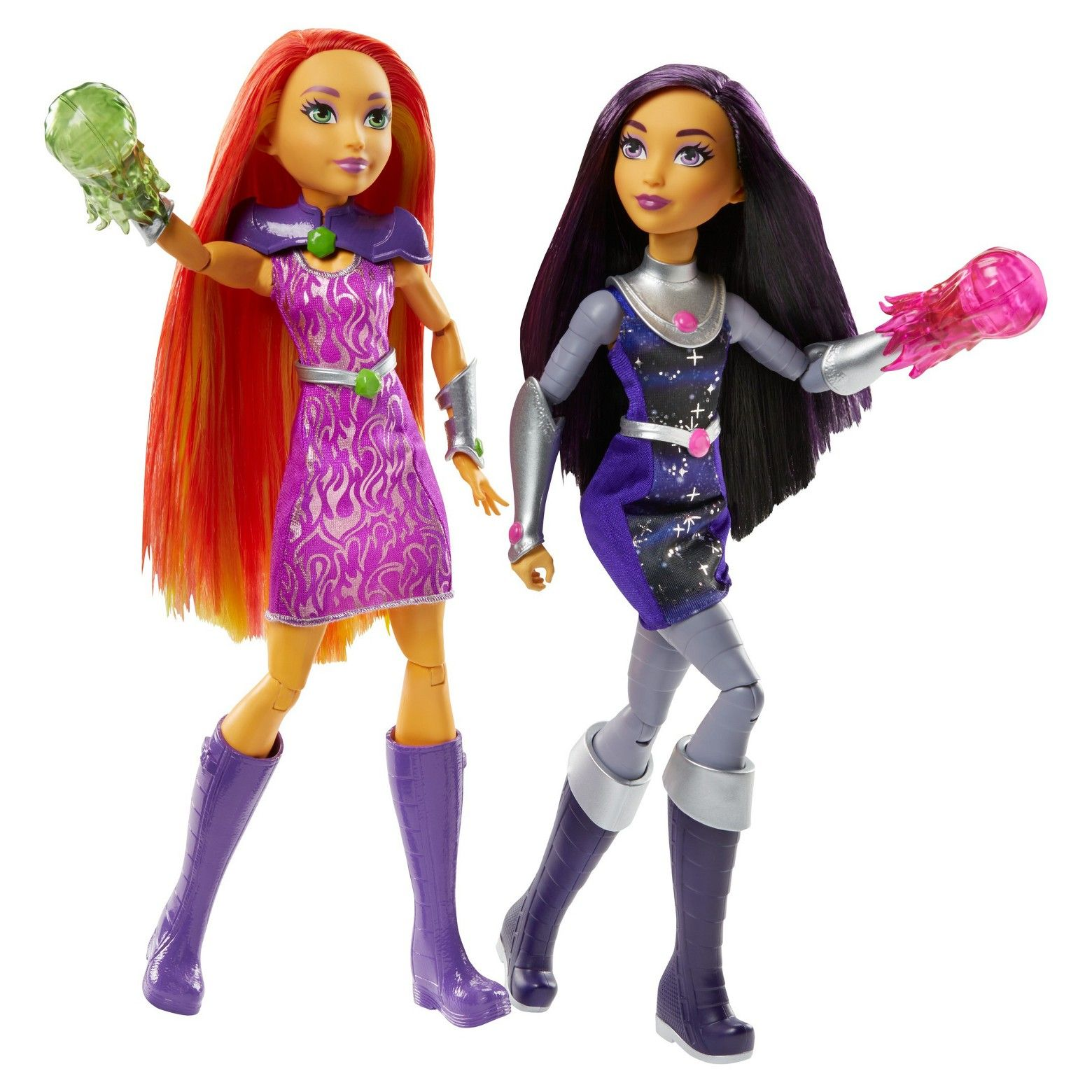 DC Super Hero Girls™ Wonder Woman™ & Cheetah™ Dolls