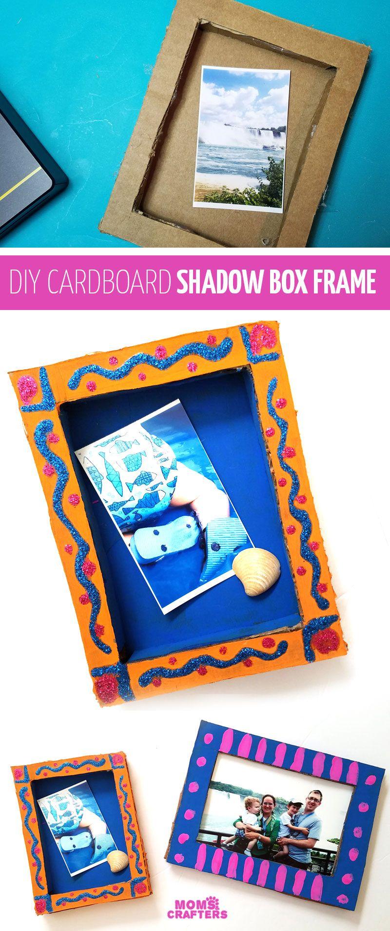 Make onthespot photo gifts Diy shadow box, Box frames