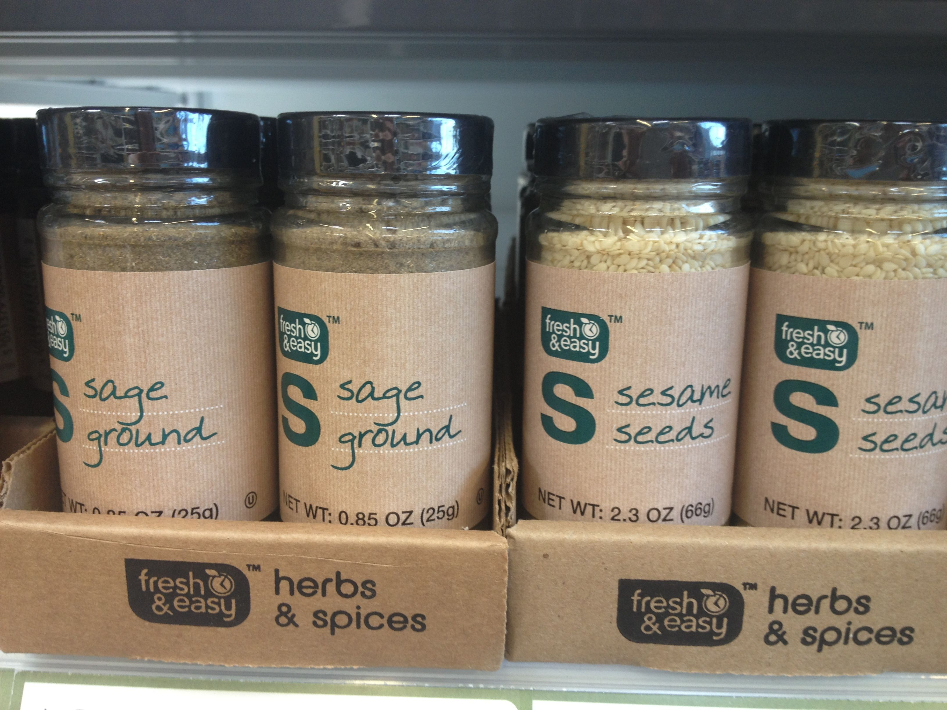 what are spices in ingredient labels
