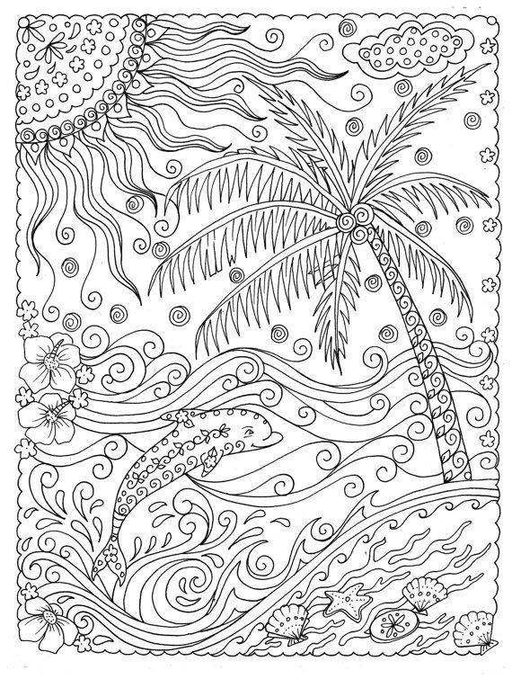Pin de Lisa Marie Jones 73 en Beach crafts - templates & printables ...