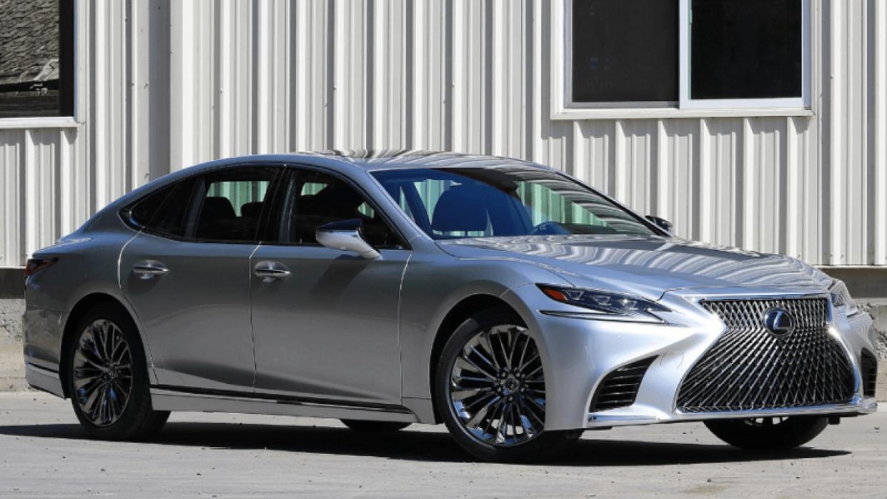 The Ultimate Revelation Of 2020 Lexus Ls 460 Design The