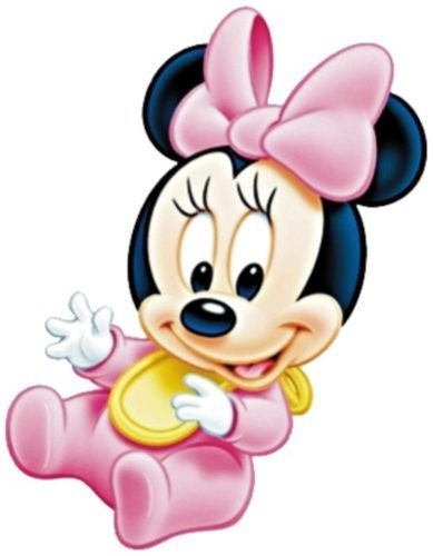 Minnie | Baby disney, Baby minnie mouse, Minnie mouse baby ...