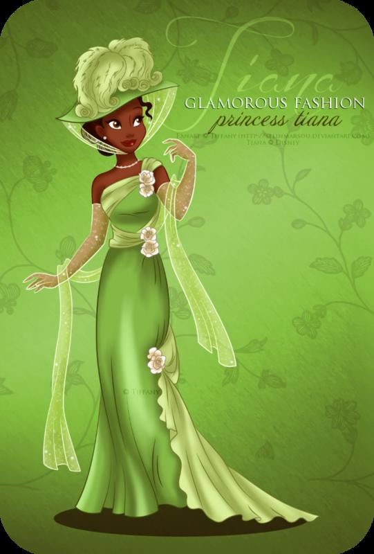 La Princesse Et La Grenouille Tiana Disney Princesses