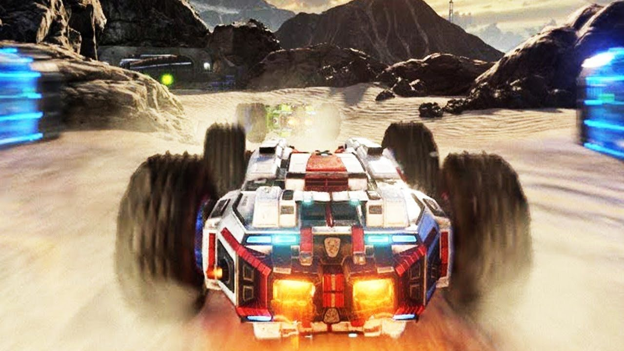 Grip Gameplay Trailer 2018 Combat Racing Game Ps4 Xbox One