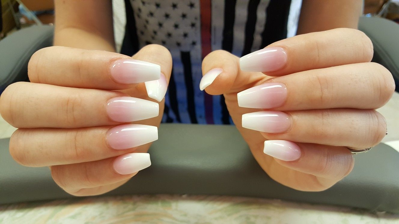 229 best Ombre Nails images on Pinterest | Dope nails