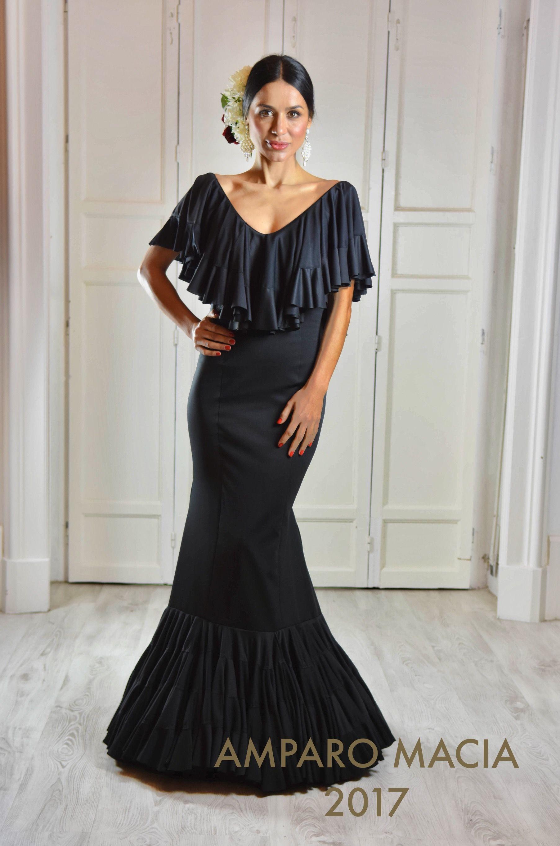 66bd9c39db Amparo Macia Colección Flamenca 2017 (19)