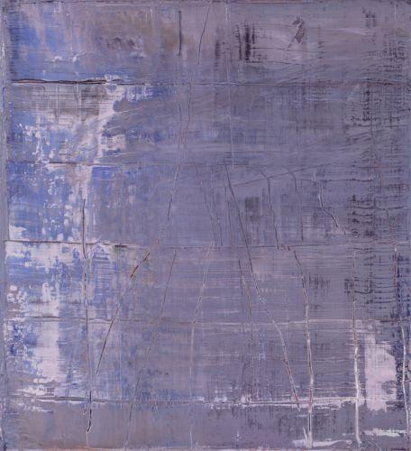 Gerhard Richter. Abstract Painting  1999. 56 cm x 51 cm. Oil on canvas  Catalogue Raisonné: 861-3
