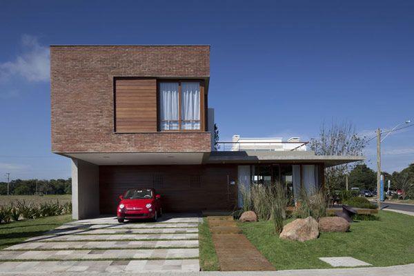 Casa Maritimo by Seferin Arquitetura