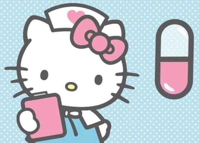 Hello Kitty Clinic Office Hello Kitty Wallpaper Hello Kitty Kitty