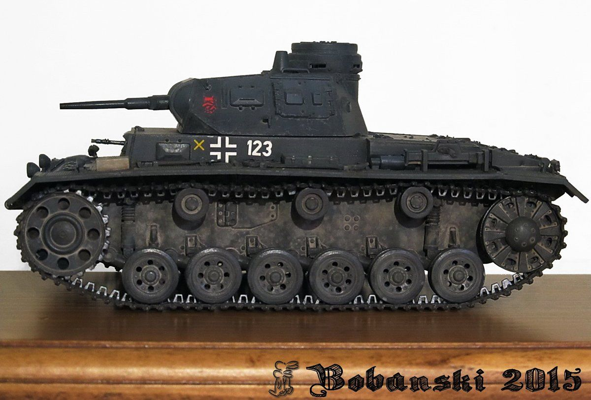 TRACK-LINK / Gallery / Panzer III Ausf. E