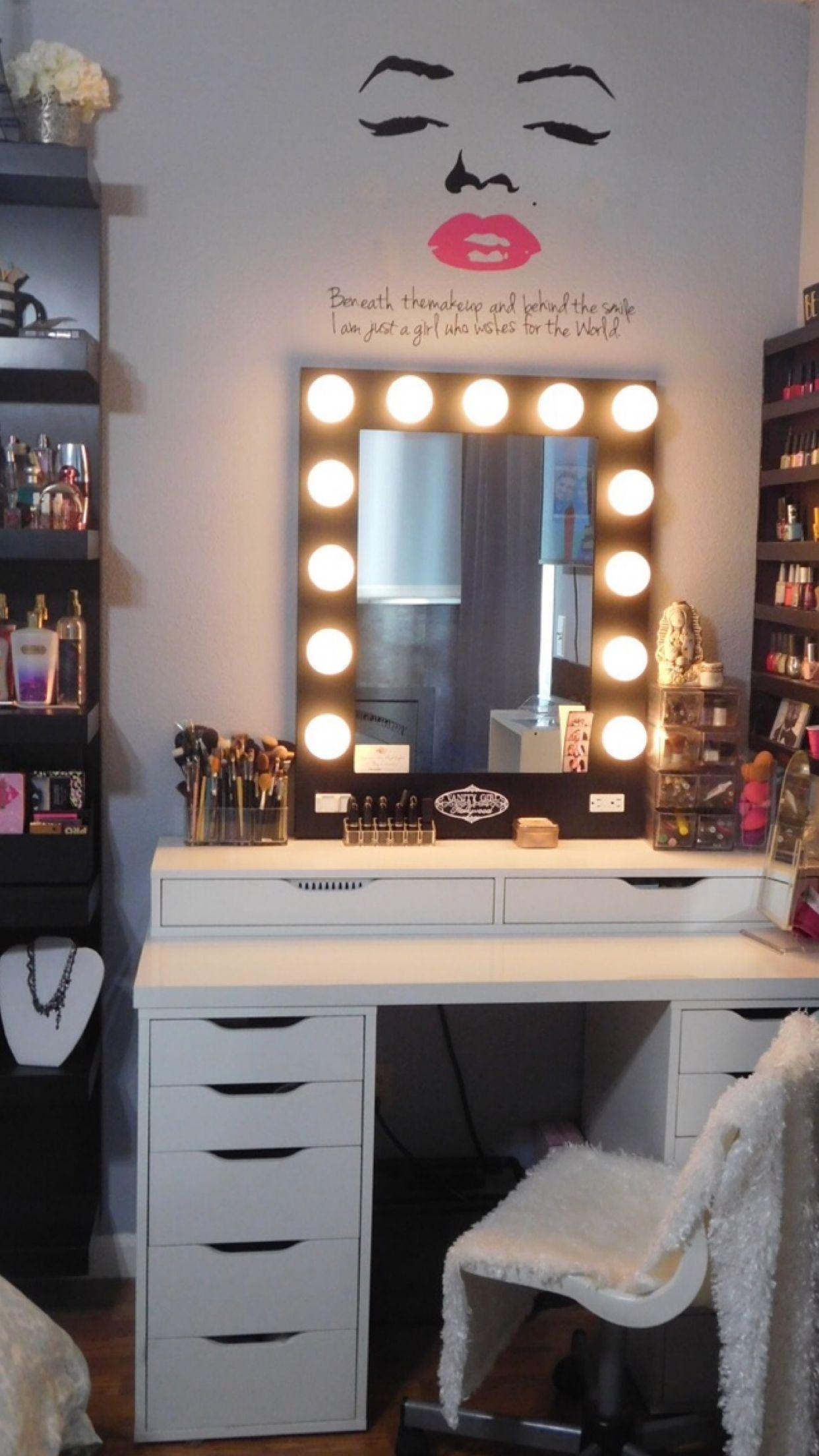 Beauty Room Vanities Bedroom Dressing Tables Beauty