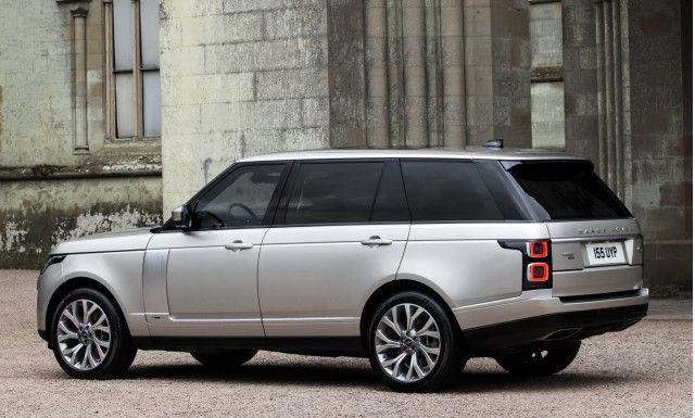 2019 Land Rover Range Rover P400e Range Rover Supercharged Range Rover Interior Land Rover