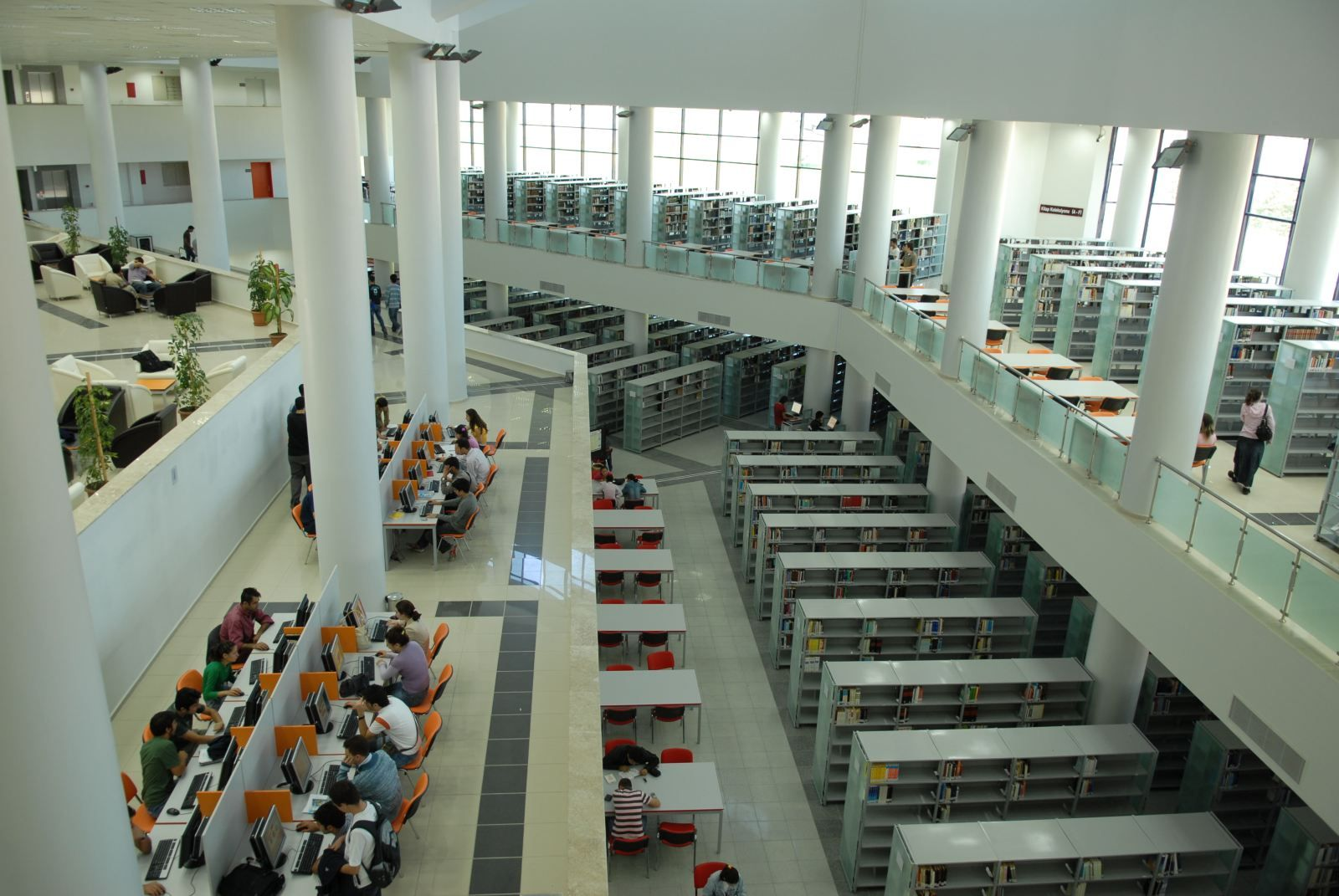 Suleyman Demirel Universitesi Kutuphanesi Nenerede Web Sitemiz Www Nenerede Com Tr Suleyman Restoran Otomobil