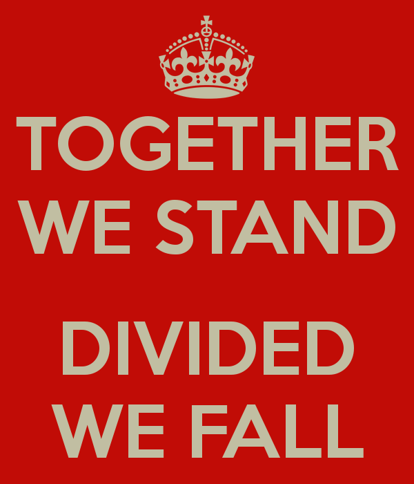 together we stand divided we fall png × sparks  united we stand divided we fall essay we stand divided we fall essay